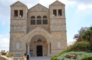 Monte Tabor - Basilica della Trasfigurazione