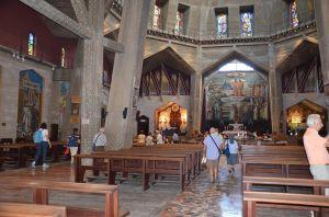 Nazareth - Basilica dell'annunciazione