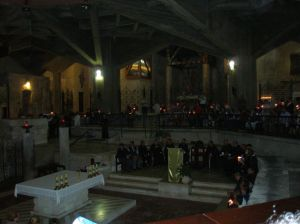 Nazareth - Basilica dell'annunciazione -