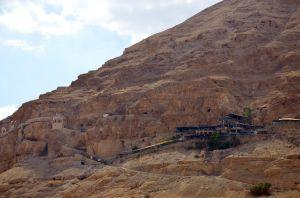 Monte delle tentazioni - Monastero greco-ortodosso di S.Giovanni Battista