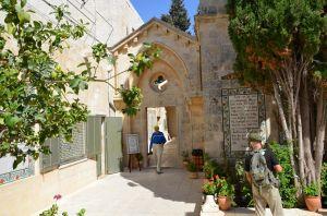 Gerusalemme - Carmelo del Pater Noster