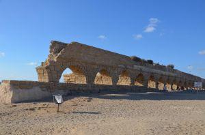 Cesarea Marittima - acquedotto romano