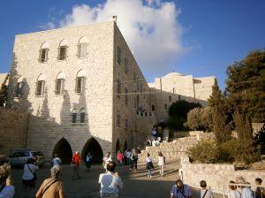 santuario mariano sul Monte Carmelo - ingresso