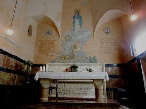 santuario mariano sul Monte Carmelo -  Interno -
