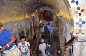 Nazareth - chiesa di San Gabriele
