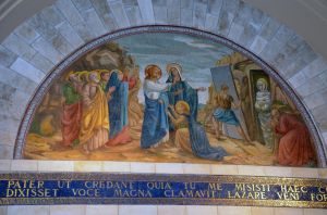 Betania - Tomba di Lazzaro - Santuario -