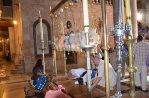 Gerusalemme - Chiesa del Santo Sepolcro
