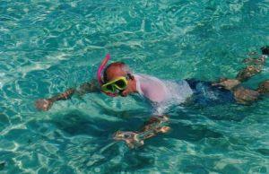 Maldive - snorkeling.